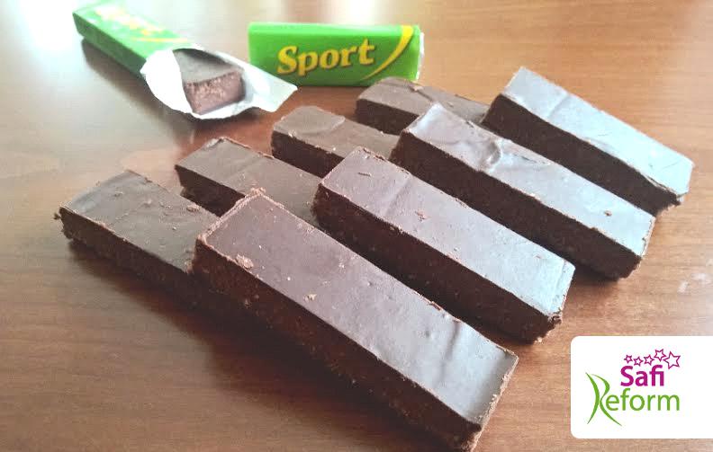 Selbstgemachte Sport-Schnitte (eifrei, glutenfrei, kohlenhydratreduziert, milchfrei, sojafrei, vegan, Paleo)