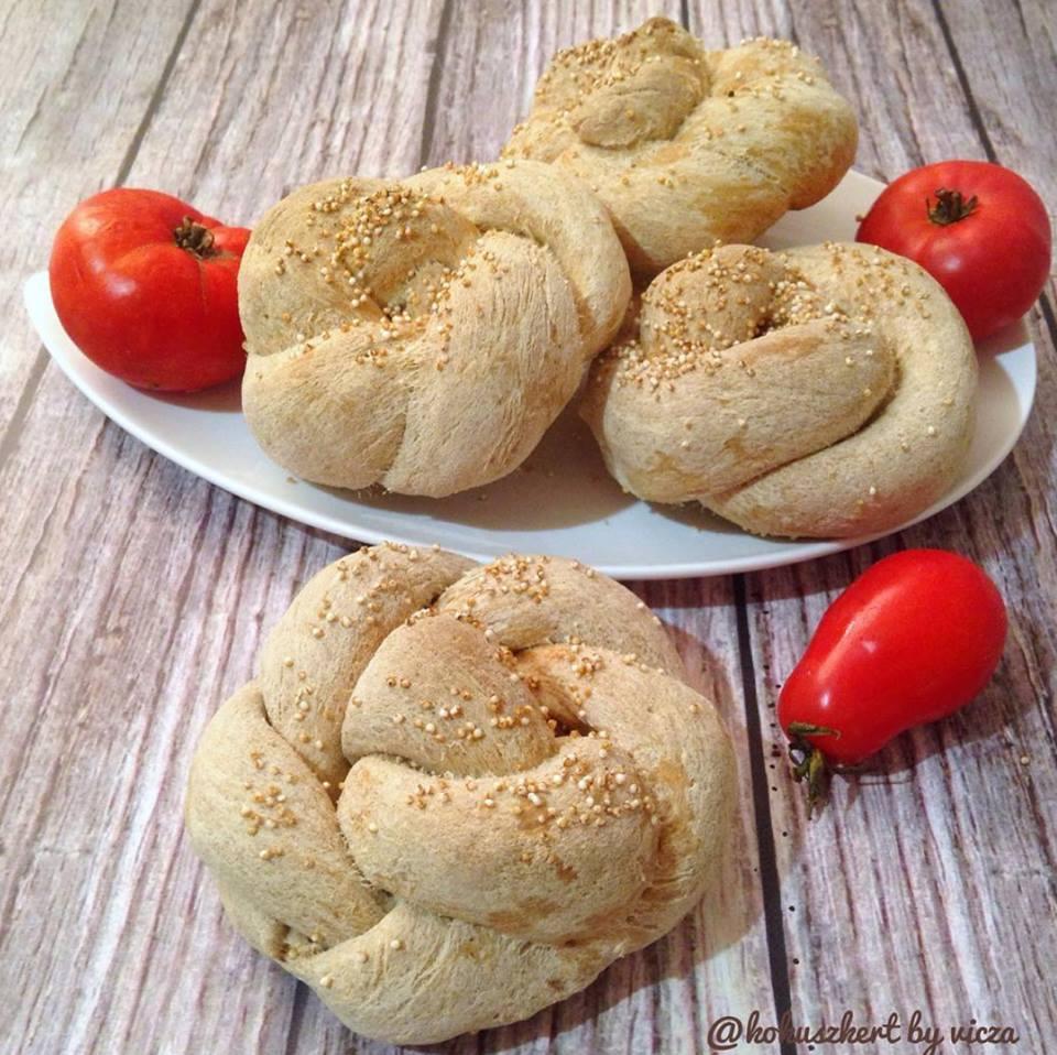 Brötchen aus Hafermehl (glutenfrei, hefefrei, kohlenhydratreduziert, milchfrei, sojafrei)
