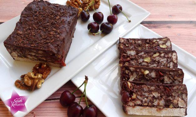Yeti-Kuchen von Naomi (eifrei, glutenfrei, milchfrei, ohne Zuckerzusatz, sojafrei, vegan, Paleo)
