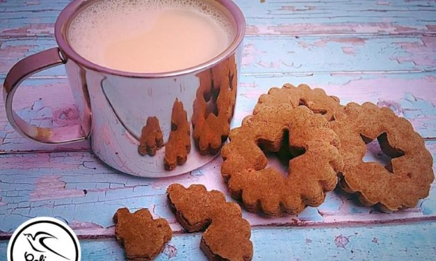 Kekse (eifrei, fettarm, glutenfrei, milchfrei, ohne Zuckerzusatz, sojafrei, vegan)