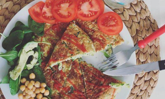 Zucchinifladen oder Rösti (glutenfrei, hefefrei, milchfrei, sojafrei, Paleo)