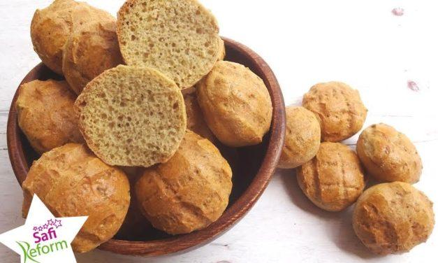 Butter-Pogatsche (glutenfrei, milchfrei, Paleo)