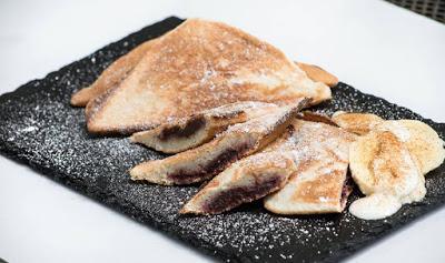 Marmelade-Ecken (glutenfrei, milchfrei, light Paleo)
