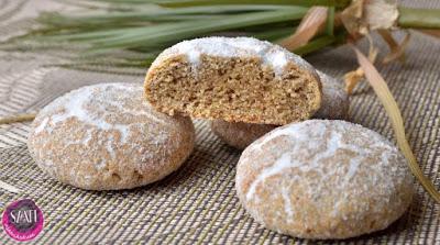 """""""Honig"""" Lebkuchen, Nusskugeln, Kokoskugeln  (ohne Honig, Paleo)"""