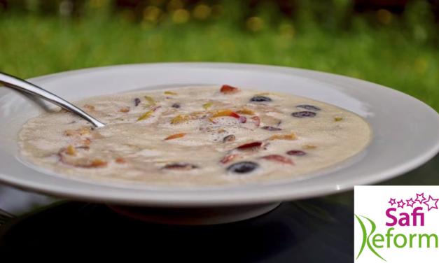 Renekloden-Suppe (glutenfrei, milchfrei, ohne Zuckerzusatz, light Paleo)