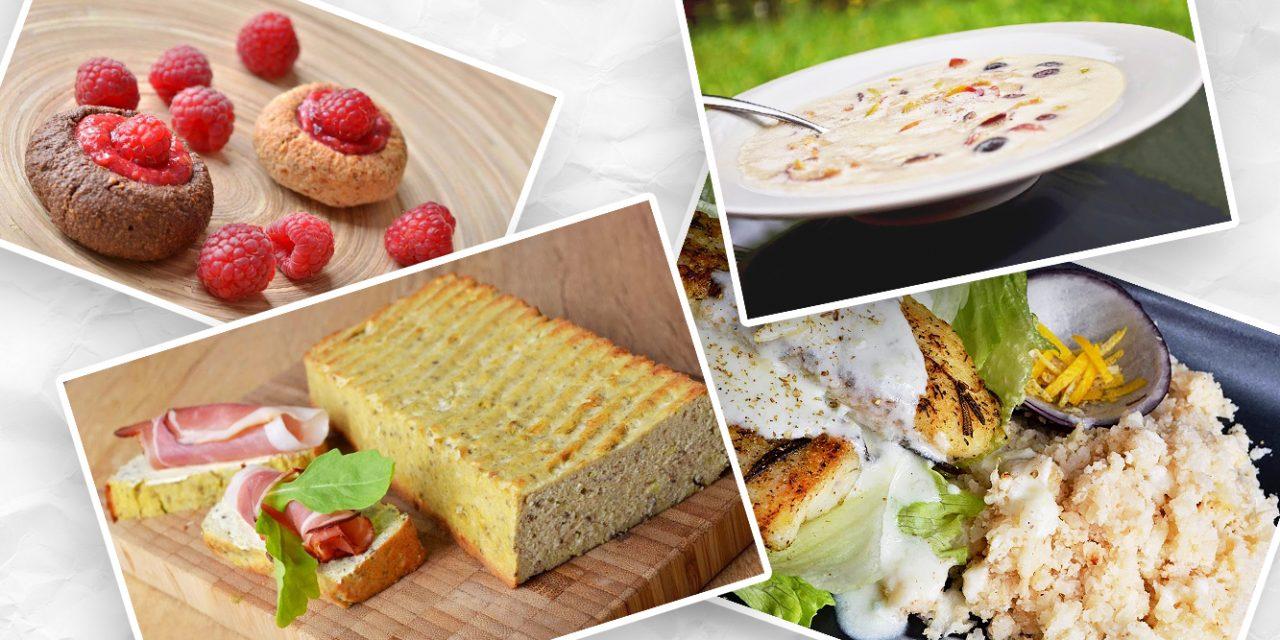 Paleo Speiseplan mit 1400 Kalorien am Tag (glutenfrei
