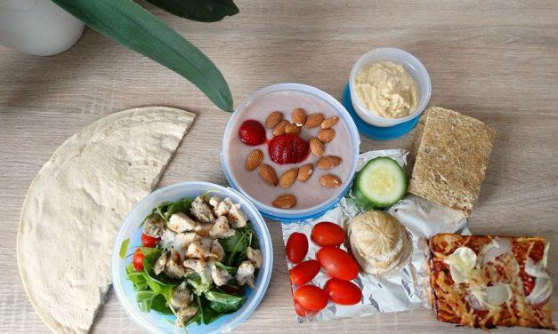 Ernährungsplan mit 1400 Kalorien am Tag (glutenfrei, milchfrei)