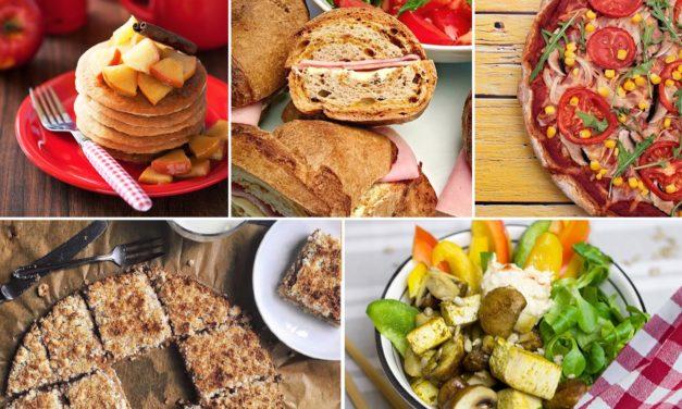 Speiseplan für einen 1500 Kalorien-Tag