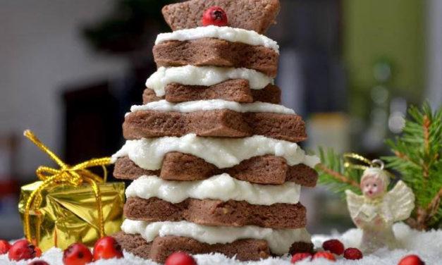 Einfacher Lebkuchen (kohlenhydratreduziert, milchfrei, ohne Honig, glutenfrei)