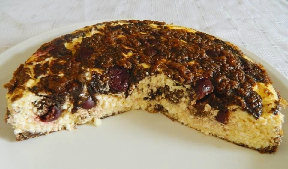 Fitness Torte Mit Kakao Topfen Und Haferflocken Kann Auch