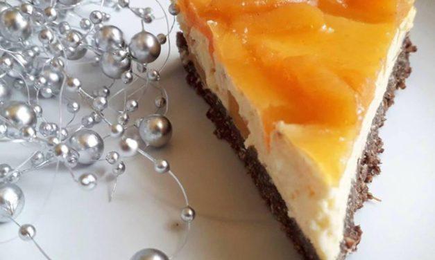 Dattelpflaumen-Käsetorte (glutenfrei, milchfrei, ohne Zuckerzusatz, sojafrei)