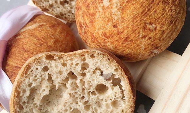 Brötchen (glutenfrei, hefefrei, kohlehydratreduziert, milchfrei, sojafrei, Paleo)