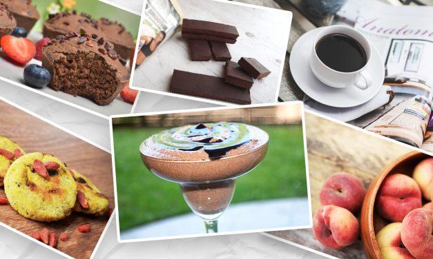 Ernährungsplan mit 1300 Kalorien am Tag / 1. Tag (glutenfrei, kohlenhydratreduziert, laktosefrei, milchfrei, ohne Zuckerzusatz, 140 g Kohlenhydrate)