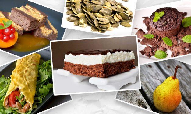 Ernährungsplan mit 1300 Kalorien am Tag / 3. Tag (glutenfrei, kohlenhydratreduziert, laktosefrei, 130 g Kohlenhydrate)