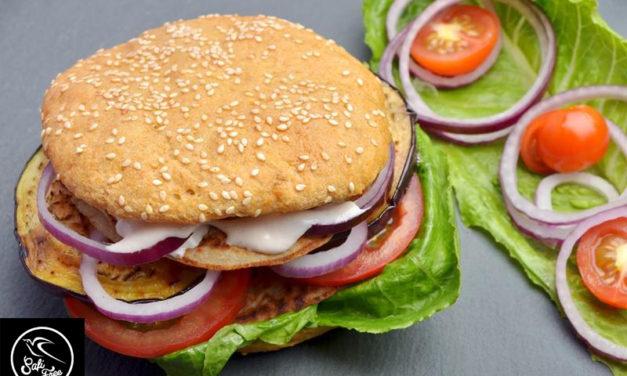 Hamburgerbrötchen & saftiges Brötchen-Rezept (eifrei, hefefrei, glutenfrei, milchfrei,  sojafrei, vegan)