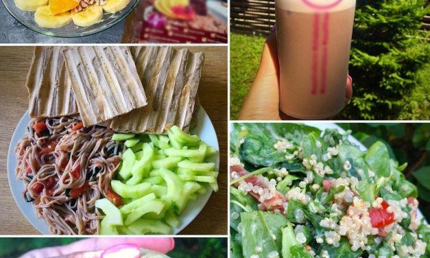 Speiseplan glutenfrei & vegan (eifrei, fettarm, glutenfrei, milchfrei, ohne Zuckerzusatz, vegan)