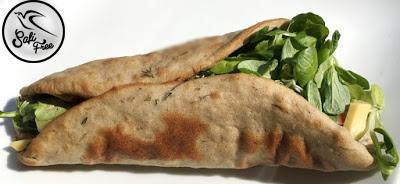 Zucchini-Dill Tortillas, Pfannkuchen, salzige Waffeln, warme Sandwiches (eifrei, fettarm, glutenfrei, milchfrei, HCLF vegan)