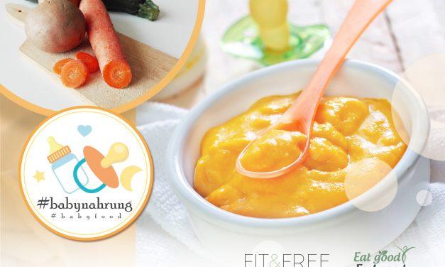 Zucchini- / Karotten- / Kartoffel-Püree