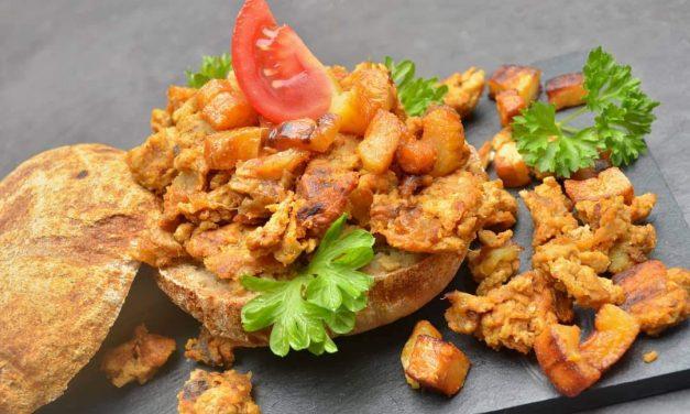 Eifreies Bauernfrühstück/Abendessen – Basispulver (eifrei, glutenfrei, milchfrei, sojafrei, vegan)
