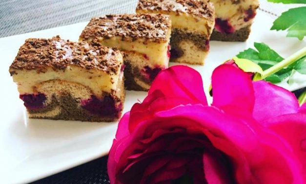 Safi Free Gluten freier Donauwellen Kuchen (Frei von Milch, Soja und zugefügtem Zucker)