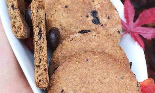 Safi Free knusprige Schoko-Buchweizen Häppchen (gluten-, milch-, ei- und sojafrei, vegan)