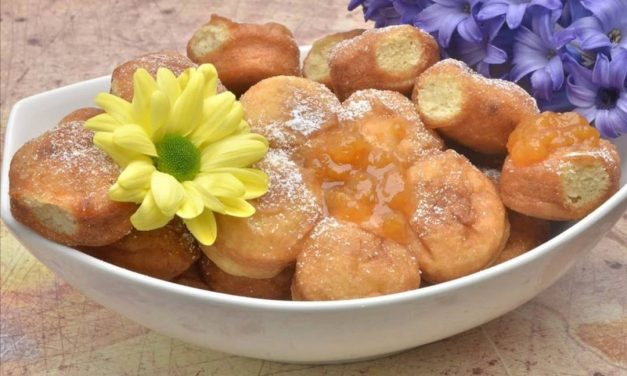 Safi Free Glutenfreie Vegan Blumenkrapfen