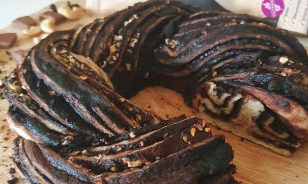 Schokolade-Babka (Jerusalem-Zopf)