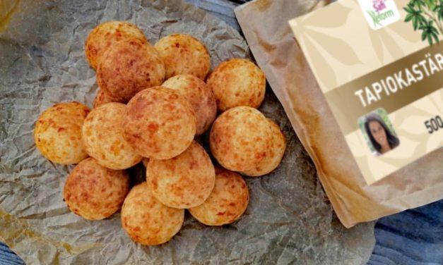 Glutenfreier Pao/Käse Wunderpogatschen