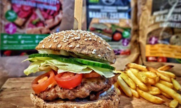 Hamburger Semmel aus Safi Free Mehle