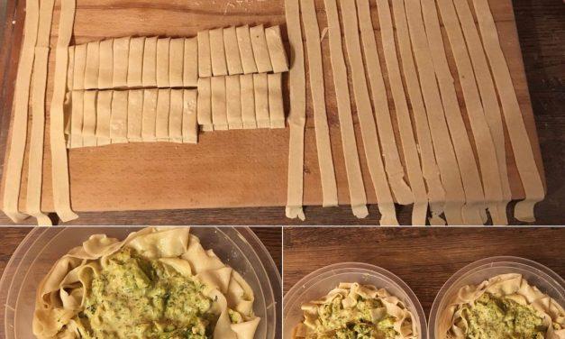 Safi Free Buchweizen-freie, ballaststoffreduzierte hausgemachte Pasta