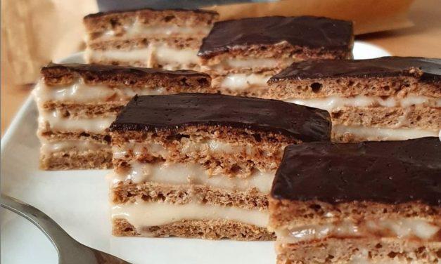 Nuss-Creme-Biskuit gluten- und milchfrei!
