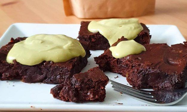 Avocado-Brownie